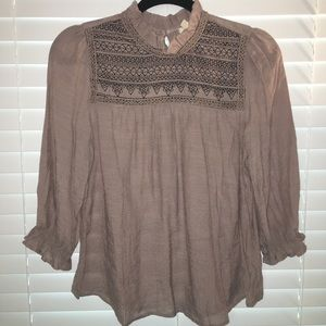 Boutique Embroidered Tunic